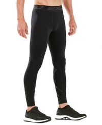 2XU Thermal Compression - Tights - Svart (MA5394b)