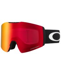 Oakley Fall Line XL Black - Goggles - Prizm Snow Torch (OO7099-02)