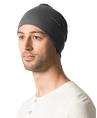 Northern Playground Beanie Wool - Lue - Grå (NOPL-147-GR)