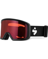 Sweet Protection Firewall Matte Black - Goggles - Satin Ruby (850034-SWRB-MBLK)