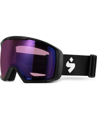 Sweet Protection Clockwork MAX RIG Matte Black - Goggles - RIG Amethyst