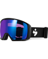 Sweet Protection Clockwork MAX RIG Matte Black - Goggles - RIG Sapphire