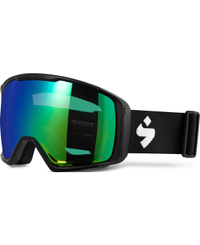 Sweet Protection Clockwork MAX RIG Matte Black - Goggles - RIG Emerald