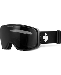 Sweet Protection Interstellar Matte Black - Goggles - Obsidian Black - XL