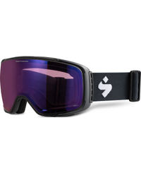 Sweet Protection Interstellar RIG Matte Black - Goggles - RIG Light Amethyst - M