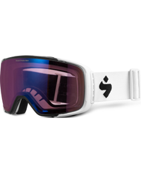 Sweet Protection Interstellar RIG Satin White - Goggles - RIG Amethyst - S