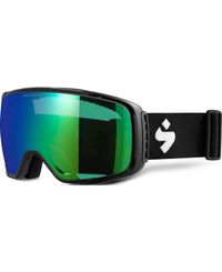 Sweet Protection Interstellar RIG Matte Black - Goggles - RIG Emerald