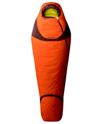Mammut Altitude Down Winter - Sovepose - Dark Orange - 180 cm