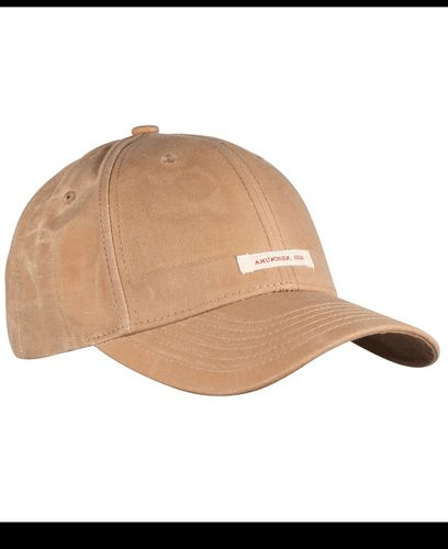 Amundsen Waxed Cotton - Caps - Desert/ Patch (UCA04.1.620.M)