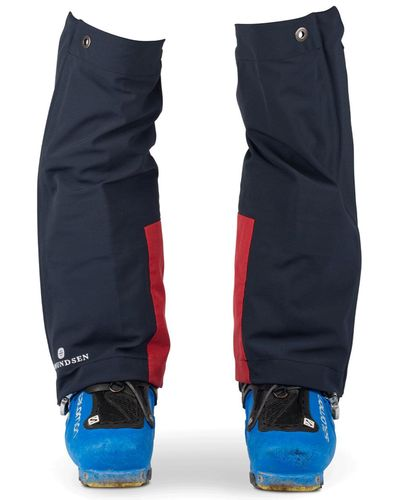 Amundsen Boot Cut - Gaiter - Faded Navy (UGA10.2.590.M)