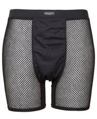 Brynje Super Thermo Windcover - Boxershorts - Svart (10200807BL)