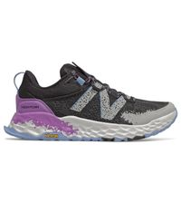 New Balance Trail Hierro V5 Womens - Sko - Svart
