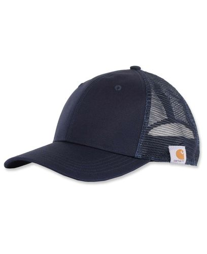 Carhartt Rugged Professional Series - Caps - Navy (103056412-OFA)