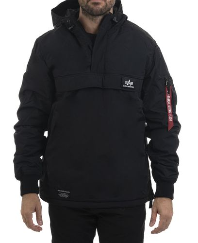 Alpha Industries WP - Jakke - Svart (193188132-03)