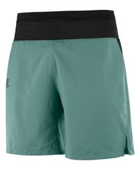 Salomon XA Training - Shorts - Balsam Green