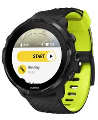 SUUNTO 7 - Klokke - Black Lime
