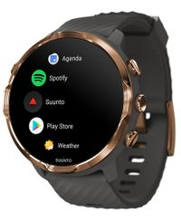 SUUNTO 7 - Klokke - Graphite Copper
