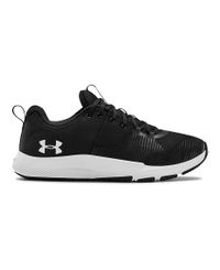Under Armour Charged Engage - Sko - Svart (3022616-001)