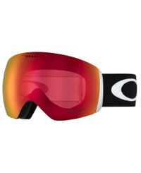 Oakley Flight Deck Black - Prizm Torch Iridium - Goggles (OO7050-33)