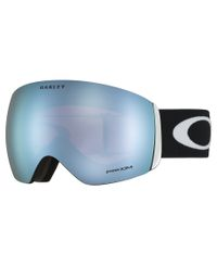 Oakley Flight Deck XL Black - Prizm Sapphire Iridium - Goggles (OO7050-20)