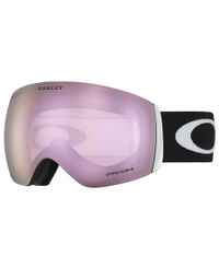 Oakley Flight Deck Black - Prizm Hi Pink Iridium - Goggles
