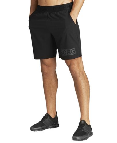 Björn Borg August Shorts - Shorts - Black Radiate (2011-1216-91701)