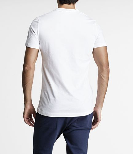 Björn Borg BB Centre Regular Tee - T-skjorte - Brilliant White (9999-1118-00071)