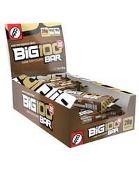 Proteinfabrikken 15 x Big 100 Dark Chocolate Proteinbar