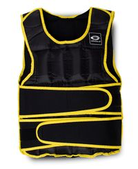 ABILICA WeightVest Power - Vest - Svart/Gul