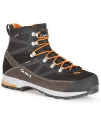 AKU Trekker Pro GTX - Sko - Black/ Orange (844108)