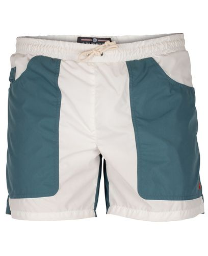 Amundsen 6 Incher Dipper - Shorts - Offwhite/ Faded Blue (MSS58.1.010)