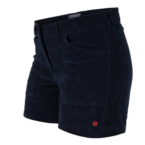 Amundsen 5 Incher Concord Garment Dyed Womens - Shorts - Faded Navy (WSS60.1.590)