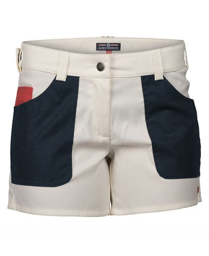 Amundsen 5 Incher Field Womens - Shorts - OffWhite/ Navy (WSS53.2.011)