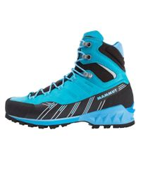 Mammut Kento Guide High GTX Women - Sko - Ocean/Dark Whisper