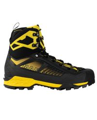 Mammut Taiss Tour Mid GTX - Sko - Black/Freesia
