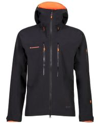 Mammut Nordwand Advanced HS Hooded - Jakke - Svart