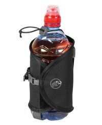 Mammut Add-on bottle holder - Drikketilbehør - Svart