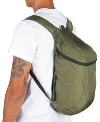 Ticket To The Moon Mini Backpack 15L - Sekk - Army Green (TMBP2424)