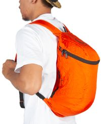 Ticket To The Moon Mini Backpack 15L - Sekk - Orange