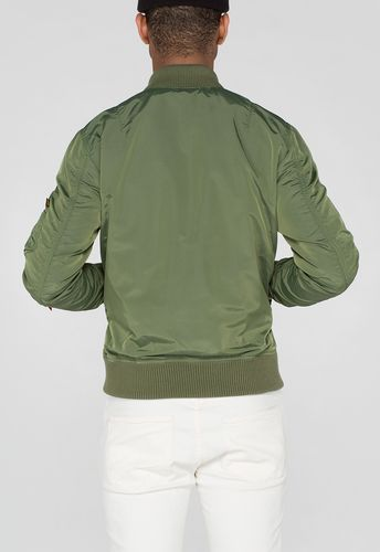 Alpha Industries MA-1 TT - Jakke - Sage Green (191103-01)