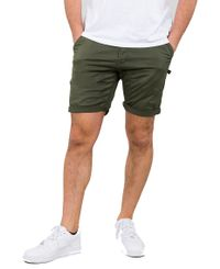 Alpha Industries Kerosene - Shorts - Dark Olive (176204-14)