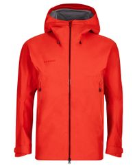 Mammut Crater HS Hooded - Jakke - Spicy (1010-27700-3445.)