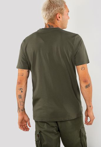 Alpha Industries Basic T - T-skjorte - Dark Olive (100501-142)