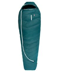 Grüezy Bag Biopod DownWool Subzero 185 - Sovepose - Pine Green