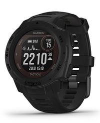GARMIN Instinct Solar Tactical - Klokke - Black