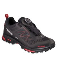 Viking Footwear Anaconda Light Boa GTX - Sko - Black/Silver