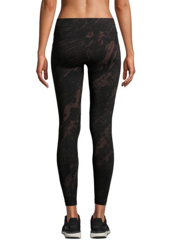 Casall Classic Printed 7/8 - Tights - Impulsive Brown (20660-166)