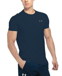 Under Armour Tech 2.0 - T-skjorte - Academy/ Graphite (1326413-408)