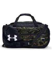 Under Armour Undeniable 4.0 Duffle MD -  - Bag - Black/Baroque Green -
