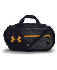 Under Armour Undeniable 4.0 Duffle MD -  - Bag - Black/Golden Yellow -